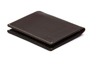 Bellroy Men's Leather Slim Sleeve Wallet