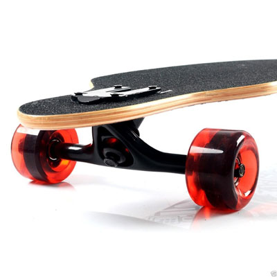 New Cruiser Through 9.5x42 Longboard