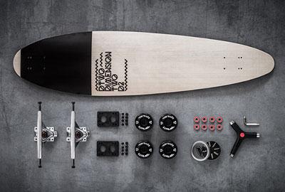 longboard parts