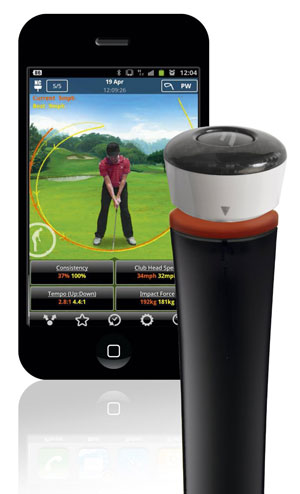 3Bays Golf Swing Analyzer app