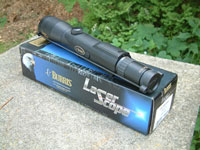 Laser Rangefinder Rifle Scope