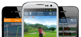 SkyCaddie SkyPro Golf Swing Analyzer
