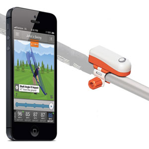 SkyCaddie SkyPro Golf Swing Analyzer app