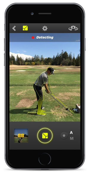 Zepp Golf 3D Analyzer app