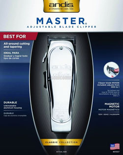 Andis Master Hair Clipper 01557