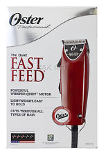 OSTER Fast Feed Adjustable Pivot Motor Clipper CL-76023510