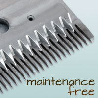 clipper blades maintenance free