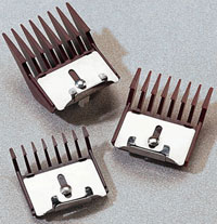 hair clipper attachments