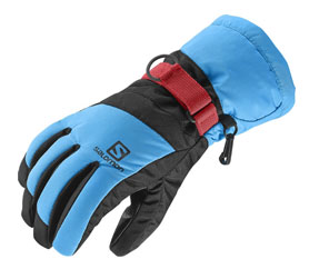 long cuffs ski glove