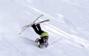 Head Injury skiing