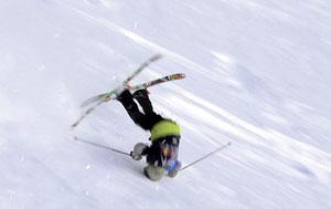 Head Injury skiing