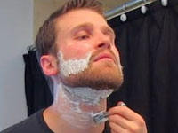 shaving edges