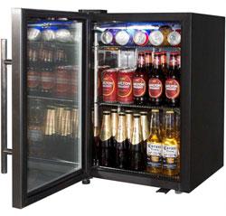 Best Glass Door Beer Amp Beverage Fridges For The Man Cave