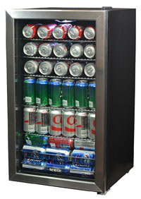NewAir AB-1200 126-Can Beverage Cooler