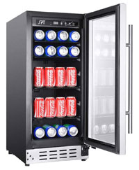 SPT BC-92US 92-Can Beverage Cooler Commercial Grade