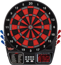 Viper 797 Electronic Soft-Tip Dartboard