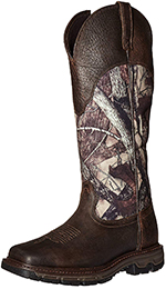 Ariat Men's Conquest Snakeboot H2O Hunting Boot