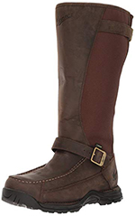 "Danner Men's Sharptail Snake Boot 17"" Dark Brown Hunting Boot"
