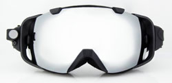 Coleman VisionHD G9HD-SKI 1080p HD Waterproof POV Snow and Ski Goggles