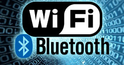 bluetooth and wifi cameras