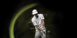 golf swing analysed