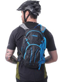 mountain biker backpack