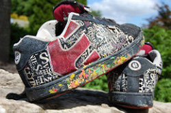 paintball shoes