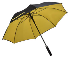 Atree Auto Open Straight Umbrella 56-inch Dual Layer