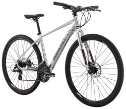 Diamondback Bicycles 2016 Trace Complete Dual Sport Bike