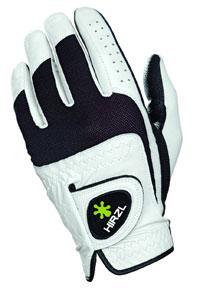Hirzl Men's Trust Control Textured Palm Kangaroo Leather Golf Glove
