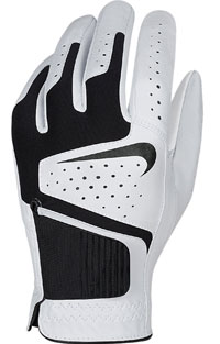Nike Golf Men's Dri-Fit Tech II Leather Golf Glove