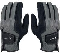 Nike Men's All Weather II Regular Black Golf Gloves