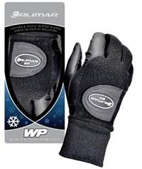 Orlimar WP Winter Performance Golf Gloves, Medium/Large, Black