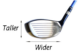 driver club head size