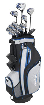 Tour Edge Golf- HP 25 Complete Set With Bag