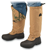 TurtleSkin® SnakeArmor Snake Gaiters