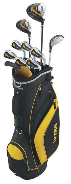 good set of golf clubs for a beginner
