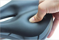 bike saddle cushion