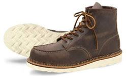 "Red Wing Heritage Moc 6"" Boot"