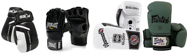 best gloves for kickboxing