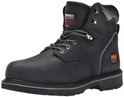 "iTmberland PRO Men's Pitboss 6"" Steel-Toe Boot"