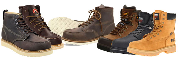 Comfortable Work Boots For Men