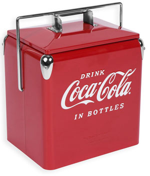 Classic Picnic Coolers - Coca-Cola