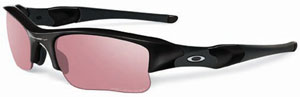 Oakley Men's Flak Jacket XLJ Rectangular Sunglasses