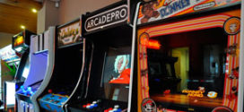 Home arcade video cabinets for the man cave