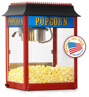 Paragon 1911 Popcorn Machine Antique 8 oz