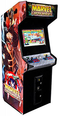 Two Player Multiarcade Tornado with 2019 Games