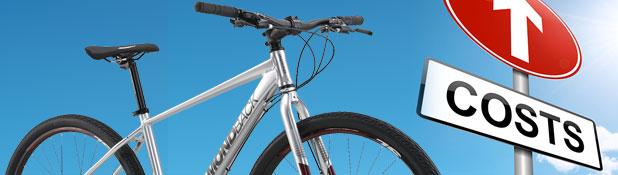 mountain bike rising prices