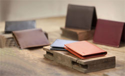 various rypes of wallets