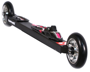RSC-CARBON 610 Roller Ski Skating barnett with Bindings